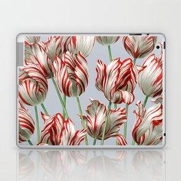 Semper Augustus Tulips Laptop & iPad Skin