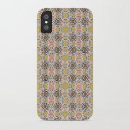Semi-Eternal Tapestry iPhone Case