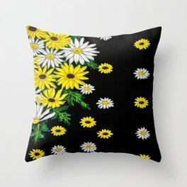 Floral Rhapsody pt.3 Throw Pillow