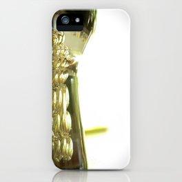 Pisapapeles iPhone Case