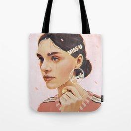 Miss u Tote Bag