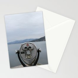 View Of Lake George NY Stationery Cards