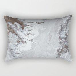 Winter Copper Rectangular Pillow
