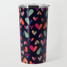 Heart of Armenia Travel Mug