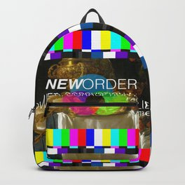 Power, Corruption & Lies Backpack