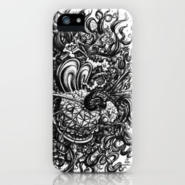 Hear Me Roar iPhone Case