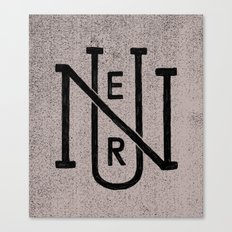 Nuer Canvas Print