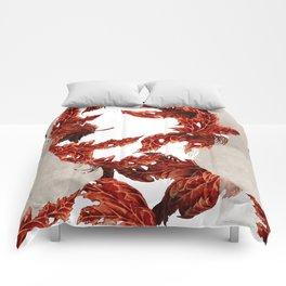 Ghost Girl Comforters