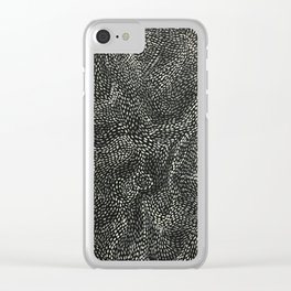 An Ode To You ... When Particles Align Clear iPhone Case