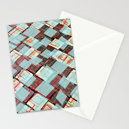 announcer Stationery Cards
