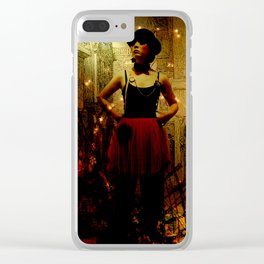Carnival Clear iPhone Case