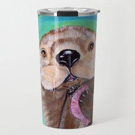Otterly Cute Travel Mug