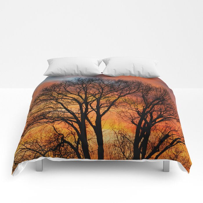 TRACERY Comforters