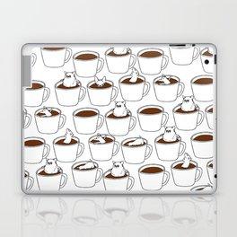 More Coffee Chihuahua Laptop & iPad Skin