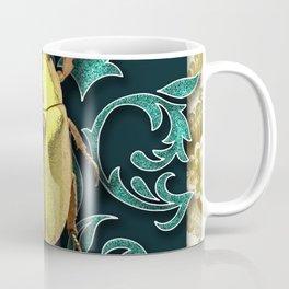 GOLDEN BEETLE Coffee Mug