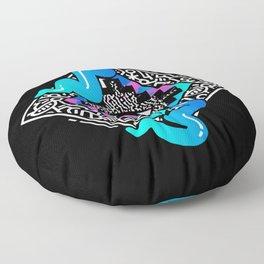 Color Revolt Floor Pillow