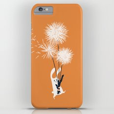 Bunny and Dandelion Bouquet iPhone 6 Plus Slim Case