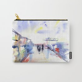 Limassol Marina. Carry-All Pouch