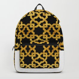 Geometric Pattern - Oriental Design rmx Backpack