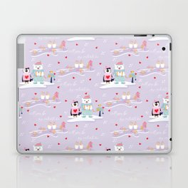 Will you be my Valentine? Laptop & iPad Skin