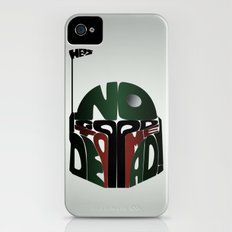 He's No Good To Me Dead! iPhone (4, 4s) Slim Case