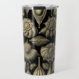 """""""Thalamorpha"""" from """"Art Forms of Nature"""" by Ernst Haeckel Travel Mug"""