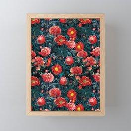 NIGHT FOREST XIX Framed Mini Art Print