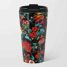Exotic Garden II Metal Travel Mug