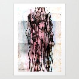 Eyes Wide Shut Art Print