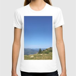 View on the summits T-shirt