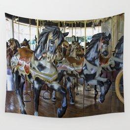 Prancing Ponies Wall Tapestry