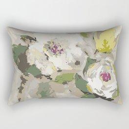 French Summer Bouquet Rectangular Pillow