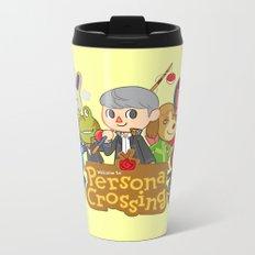 Persona Crossing Metal Travel Mug