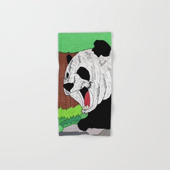 Panda ROAR! Hand & Bath Towel