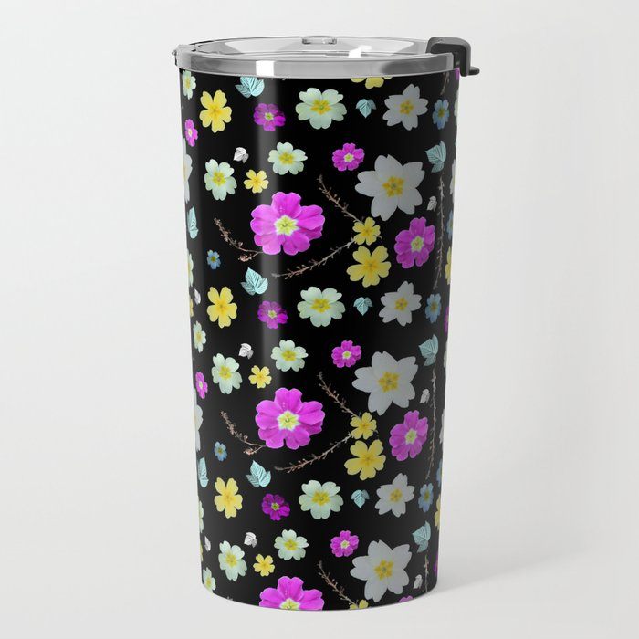 Candy Primrose Travel Mug