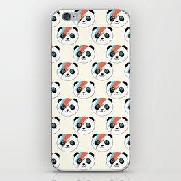 Bowie Panda  iPhone Skin