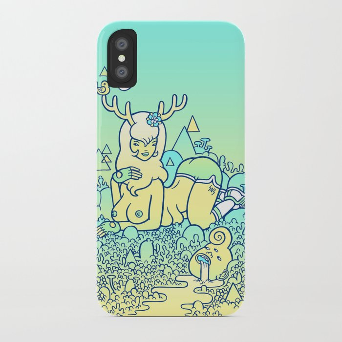 earthy delights iPhone Case