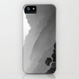 Tropical Landscape iPhone Case
