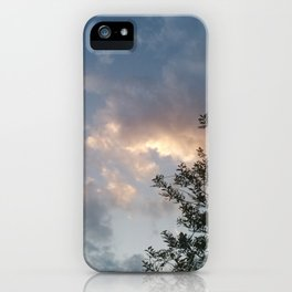 Ground to Sky iPhone Case