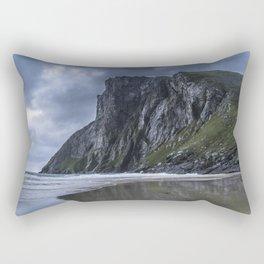 Amazing beach Rectangular Pillow