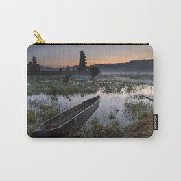 Sunrise at Lake Tamblingan, Bali, Indonesia Carry-All Pouch