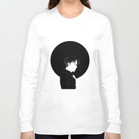 levi Long Sleeve T-shirts featuring Levi Ackerman by Jamie O'Reilly
