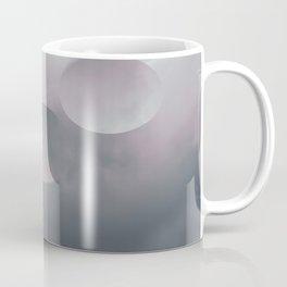 Pink Tilt Shift Ovals Coffee Mug