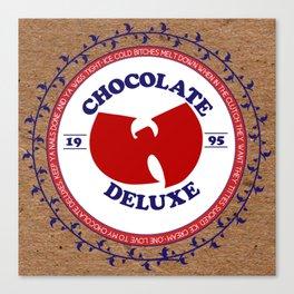 chocolatedeluxe. Canvas Print
