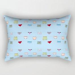 Undies Rectangular Pillow