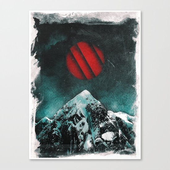 A Paramount Vision Canvas Print