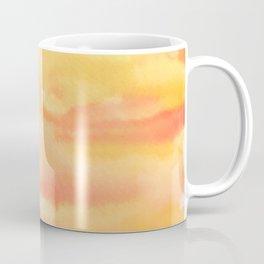Apricot Sunset Coffee Mug