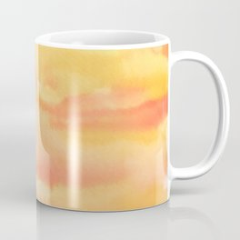 Apricot Sunset Coffee Mug