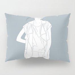 Girl Pillow Sham