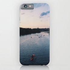 Twilight Kayakers Slim Case iPhone 6s